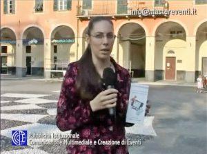 Laura Pederzoli, intervista per MasterEventi UniFI a PlaneTV su ToscanaTV, 2008