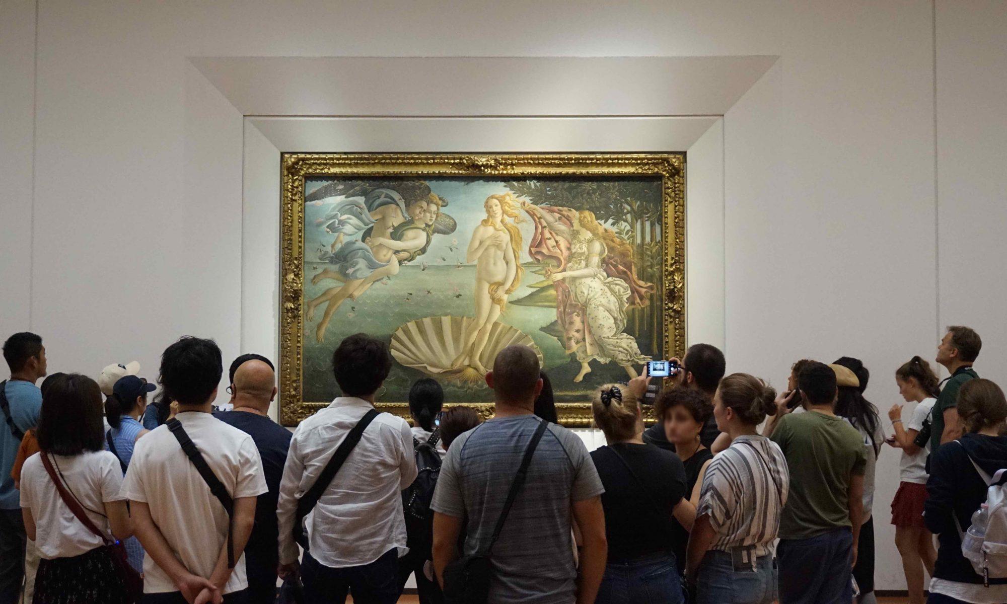 Laura Pederzoli - Galleria degli Uffizi
